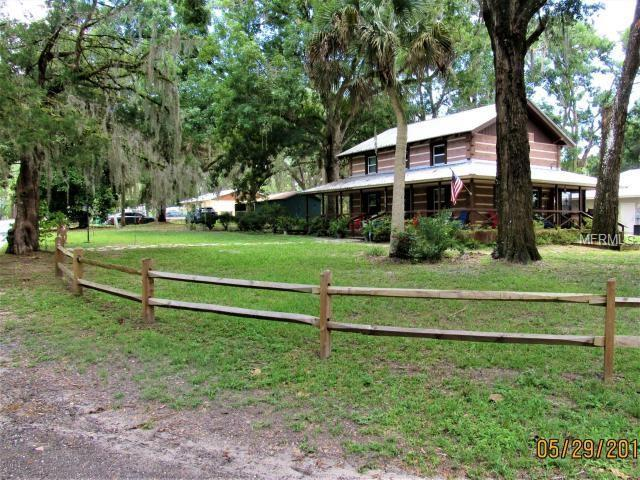 109 Orange Street, Welaka, FL 32193 (MLS #O5785236) :: The Duncan Duo Team