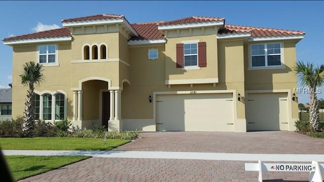 2581 Shoal Bass Way, Kissimmee, FL 34746 (MLS #O5785429) :: Bustamante Real Estate