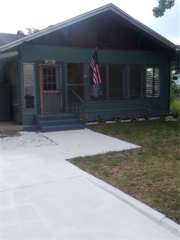 304 S Holly Avenue, Sanford, FL 32771 (MLS #O5785787) :: Team Bohannon Keller Williams, Tampa Properties