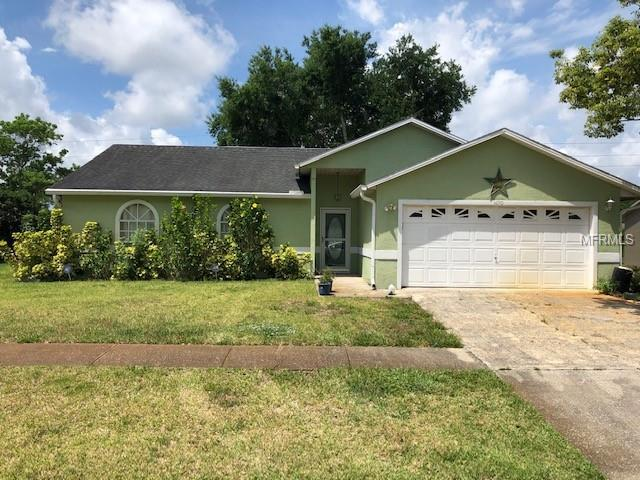 1670 Fife Court, Titusville, FL 32796 (MLS #O5786050) :: Team Bohannon Keller Williams, Tampa Properties
