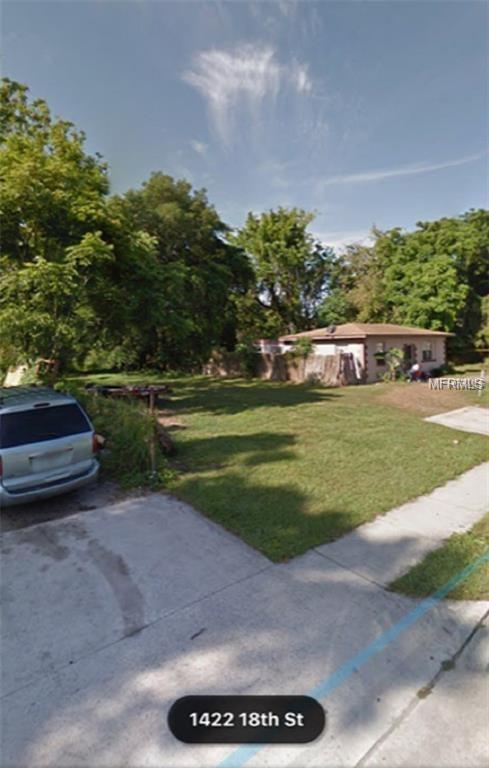 1424 18TH Street, Orlando, FL 32805 (MLS #O5786117) :: Team Bohannon Keller Williams, Tampa Properties
