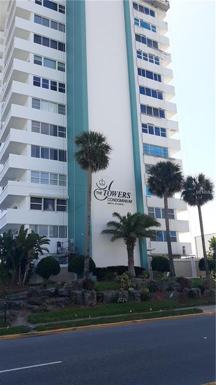 2800 N Atlantic Avenue #309, Daytona Beach, FL 32118 (MLS #O5786193) :: Florida Life Real Estate Group