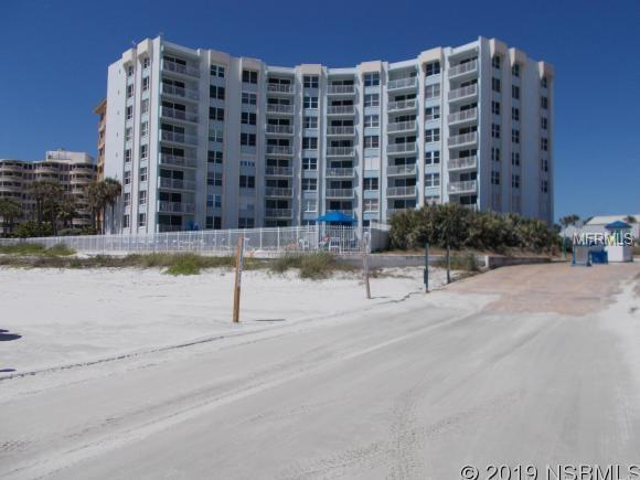 705 N Atlantic Avenue #602, New Smyrna Beach, FL 32169 (MLS #O5786656) :: Florida Life Real Estate Group