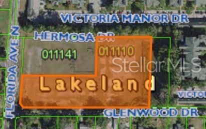 3601 FLORIDA AVE N, Lakeland, FL 33805 (MLS #O5791223) :: The Duncan Duo Team