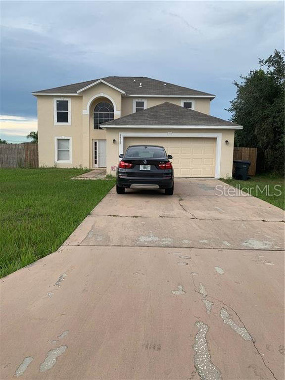 Address Not Published, Poinciana, FL 34759 (MLS #O5792065) :: Griffin Group