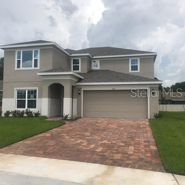 2771 Wadeview Loop, Saint Cloud, FL 34769 (MLS #O5792084) :: Cartwright Realty