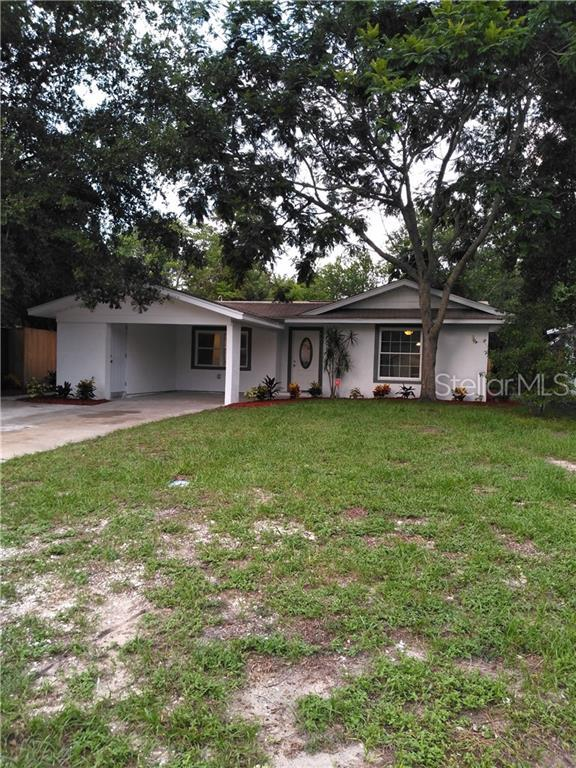 1203 Monterey Drive, Eustis, FL 32726 (MLS #O5792831) :: Team Bohannon Keller Williams, Tampa Properties
