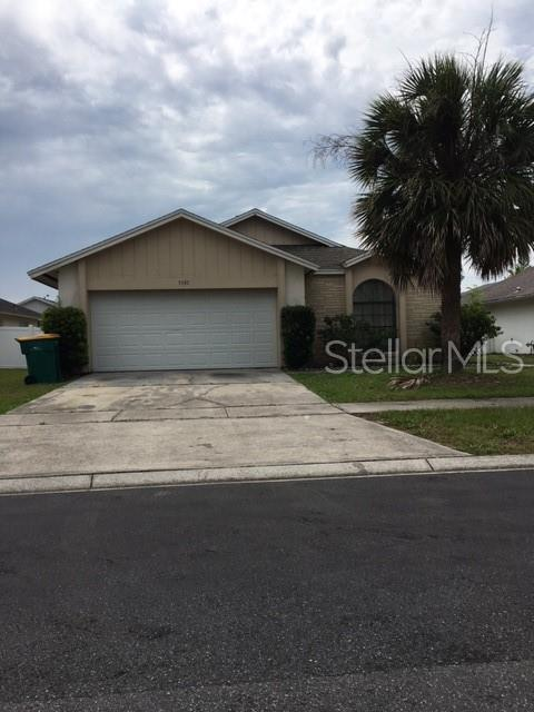 5395 Lonesome Dove Drive, Kissimmee, FL 34746 (MLS #O5793844) :: Burwell Real Estate