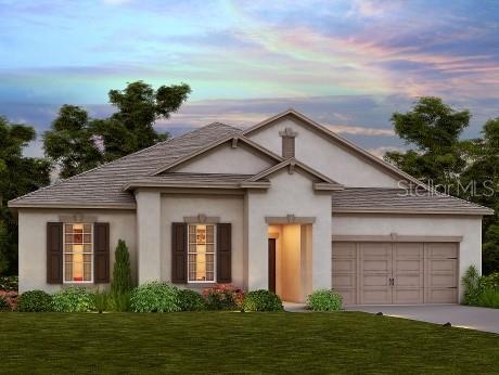 4443 Olympic Club Way, Wesley Chapel, FL 33543 (MLS #O5796576) :: Florida Real Estate Sellers at Keller Williams Realty