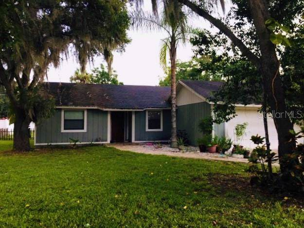 341 Center Street, Chuluota, FL 32766 (MLS #O5797665) :: Cartwright Realty