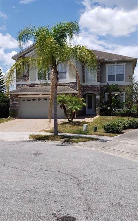 2707 Sand Arbor Circle, Orlando, FL 32824 (MLS #O5798881) :: The Light Team