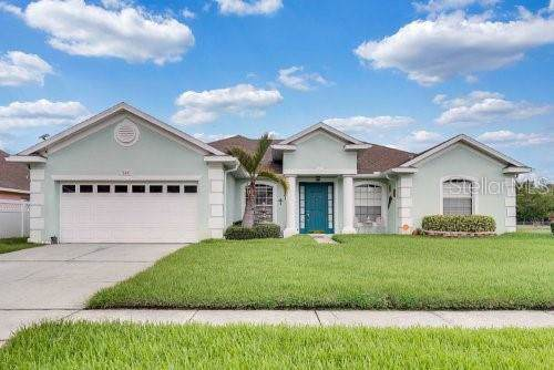 2601 Gold Dust Circle, Kissimmee, FL 34744 (MLS #O5798934) :: Kendrick Realty Inc