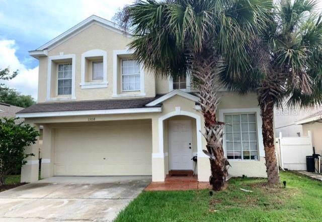 1308 Timberbend Circle, Orlando, FL 32824 (MLS #O5799414) :: Team Bohannon Keller Williams, Tampa Properties