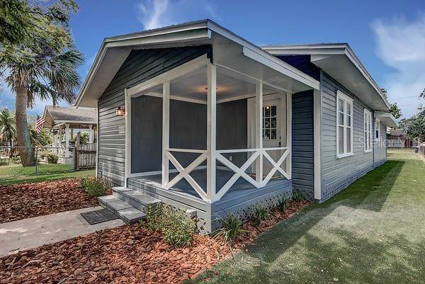 1110 S Laurel Avenue, Sanford, FL 32771 (MLS #O5799620) :: Team Bohannon Keller Williams, Tampa Properties
