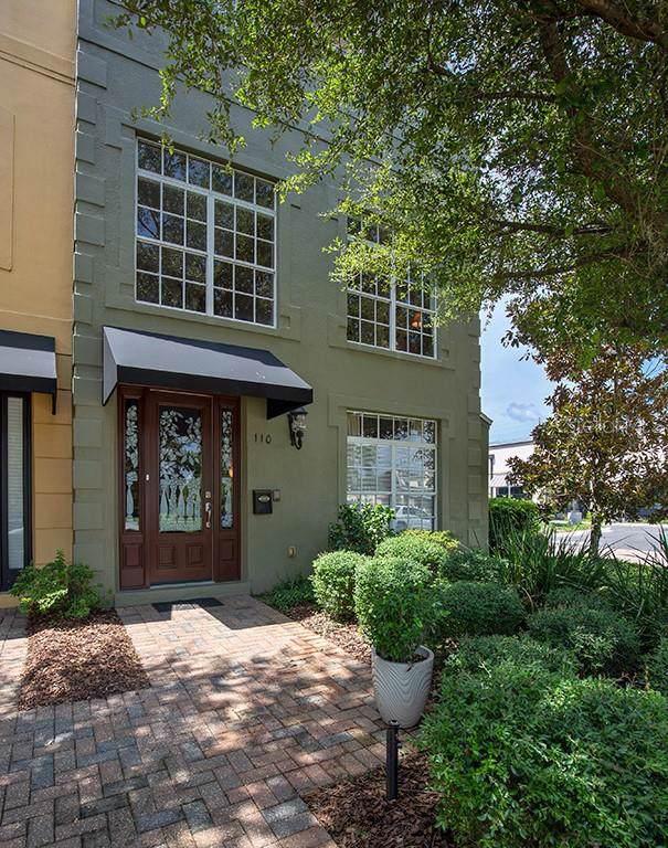 110 E Harding Street #5, Orlando, FL 32806 (MLS #O5800081) :: Bustamante Real Estate