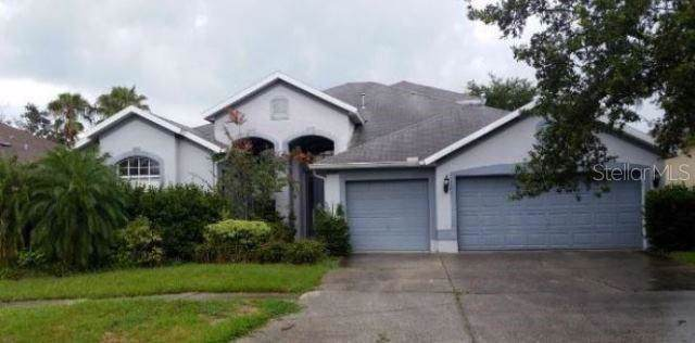 1350 Baycrest Drive, Wesley Chapel, FL 33544 (MLS #O5800447) :: Gate Arty & the Group - Keller Williams Realty