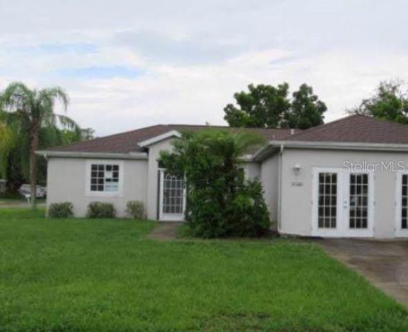 6100 Hoffman Street, North Port, FL 34287 (MLS #O5800512) :: Sarasota Gulf Coast Realtors