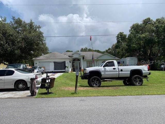 7380 Meroni Boulevard, North Port, FL 34291 (MLS #O5803046) :: The Duncan Duo Team