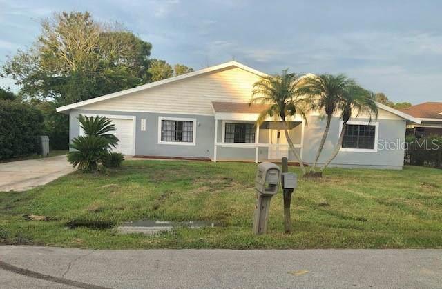 3321 Orange Tree Drive, Edgewater, FL 32141 (MLS #O5803339) :: Team Bohannon Keller Williams, Tampa Properties