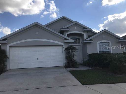 641 Brayton Lane, Davenport, FL 33897 (MLS #O5803917) :: Burwell Real Estate