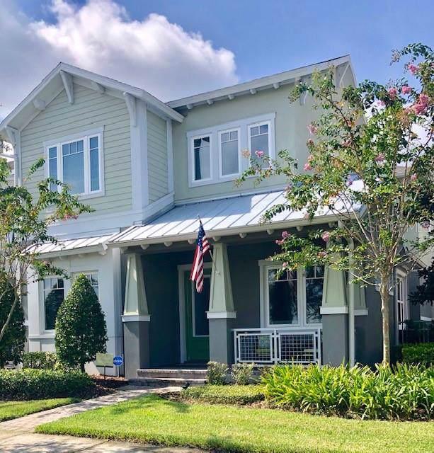 8160 Tavistock Lakes Boulevard, Orlando, FL 32827 (MLS #O5805540) :: Armel Real Estate