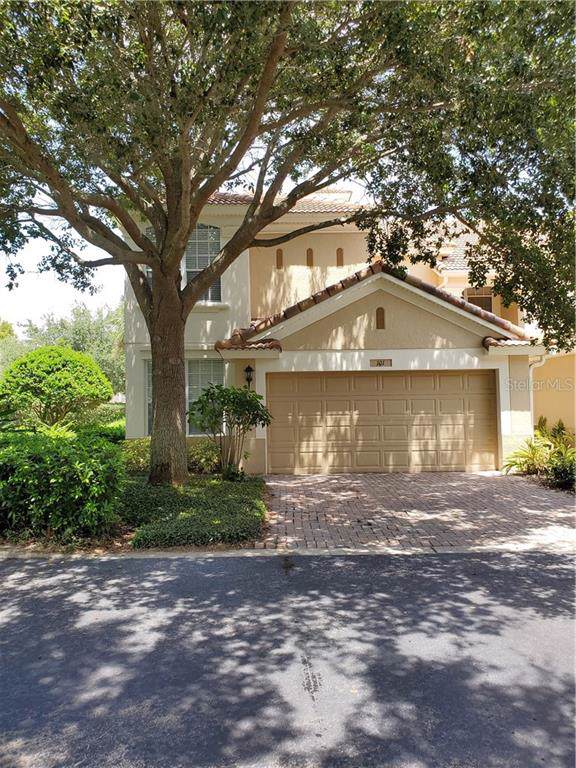 6375 San Lazaro Court #101, Orlando, FL 32835 (MLS #O5806164) :: Team Bohannon Keller Williams, Tampa Properties