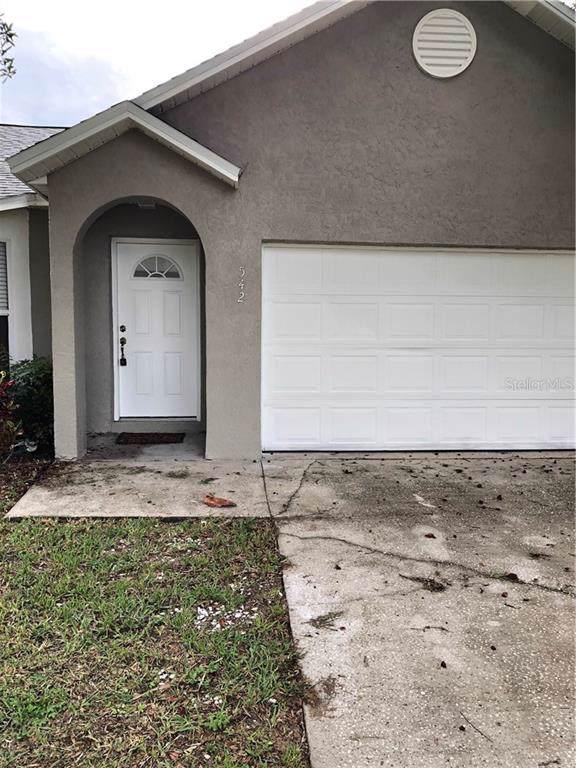 542 Bent Oak Loop, Davenport, FL 33837 (MLS #O5806278) :: GO Realty