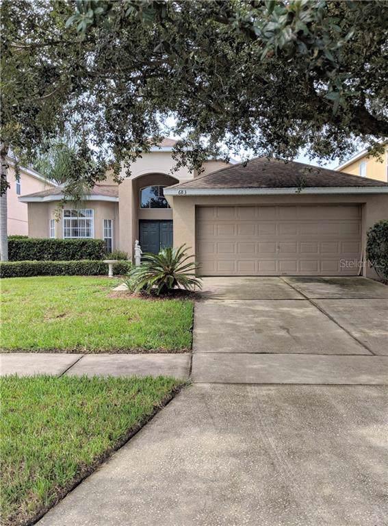 683 Blenheim Loop, Winter Springs, FL 32708 (MLS #O5806361) :: Armel Real Estate