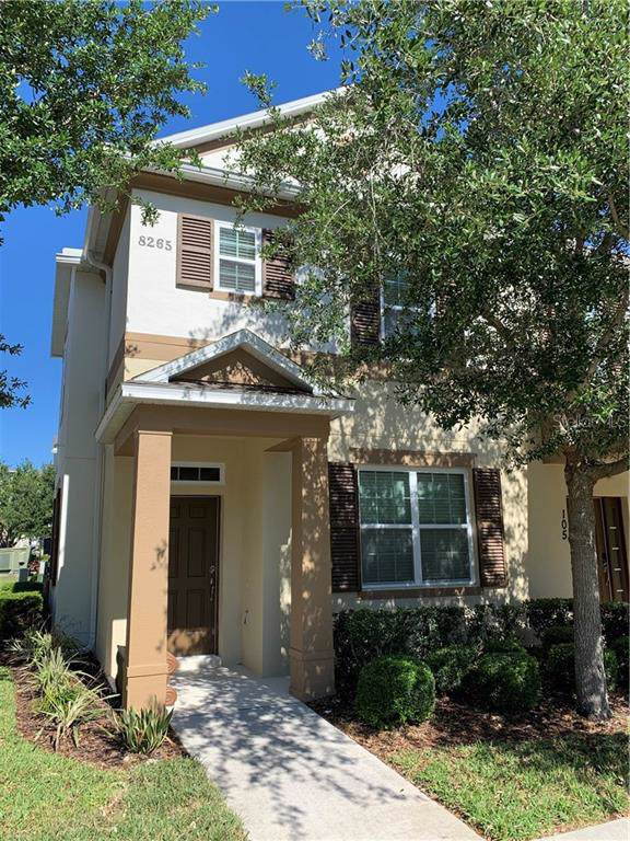 8265 Maritime Flag Street #101, Windermere, FL 34786 (MLS #O5806911) :: Burwell Real Estate