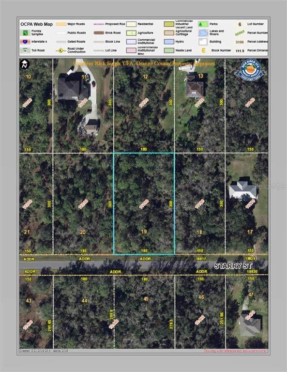27-23-32-1181-11-190 Starry Street 11A, Orlando, FL 32833 (MLS #O5807297) :: Dalton Wade Real Estate Group