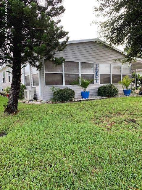 336 Meridian Run Drive #246, Cocoa, FL 32926 (MLS #O5807409) :: Griffin Group