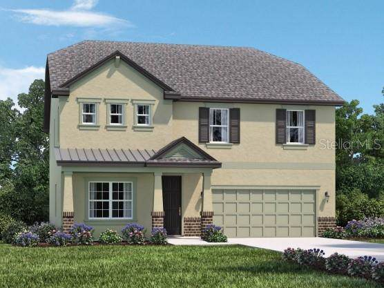 3402 Feathergrass Court, Harmony, FL 34773 (MLS #O5807564) :: Delgado Home Team at Keller Williams