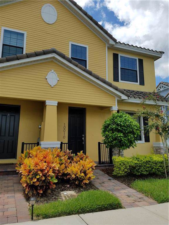 10010 Eagle Creek Center Boulevard, Orlando, FL 32832 (MLS #O5807922) :: Griffin Group