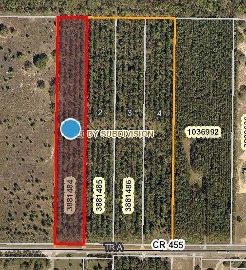 County Road 455, Clermont, FL 34711 (MLS #O5809473) :: Bustamante Real Estate