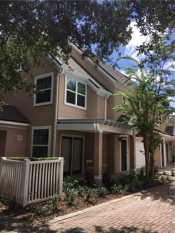 3396 Parkchester Square Boulevard #201, Orlando, FL 32835 (MLS #O5810165) :: Bustamante Real Estate