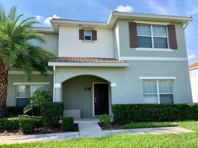 4871 Clock Tower Drive, Kissimmee, FL 34746 (MLS #O5810319) :: RE/MAX Realtec Group