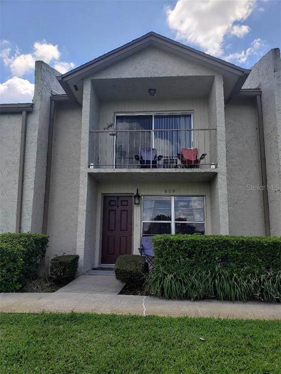 609 Waverley Lane 402-B, Maitland, FL 32751 (MLS #O5810488) :: Baird Realty Group