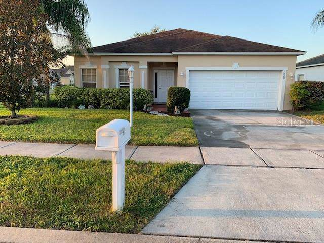 5670 Forest Ridge Drive, Winter Haven, FL 33881 (MLS #O5811593) :: Florida Real Estate Sellers at Keller Williams Realty
