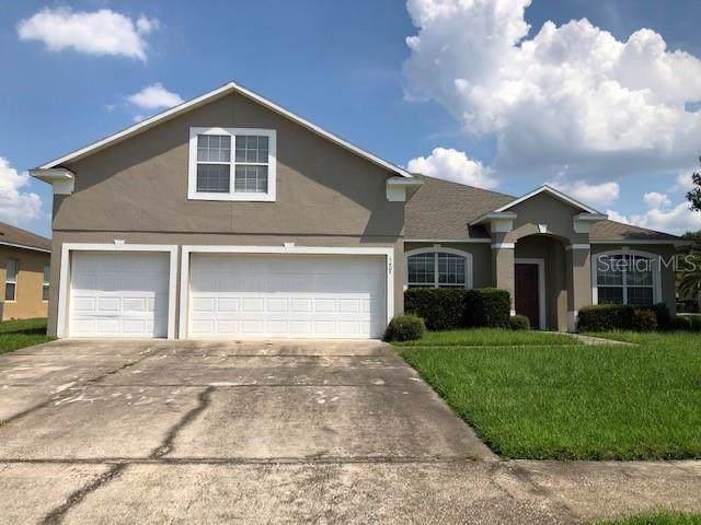 1407 Mistflower Lane, Winter Garden, FL 34787 (MLS #O5812116) :: Lovitch Realty Group, LLC