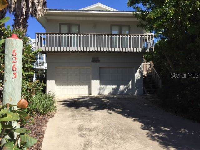 6263 Turtlemound, New Smyrna Beach, FL 32169 (MLS #O5812579) :: Griffin Group