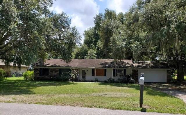 4210 Shadow Wood Drive, Winter Haven, FL 33880 (MLS #O5812598) :: Team 54