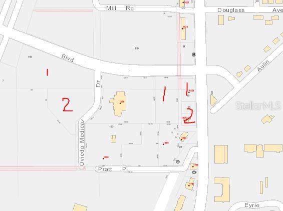 1151 W Sugar Mill Road, Oviedo, FL 32765 (MLS #O5812601) :: Bustamante Real Estate