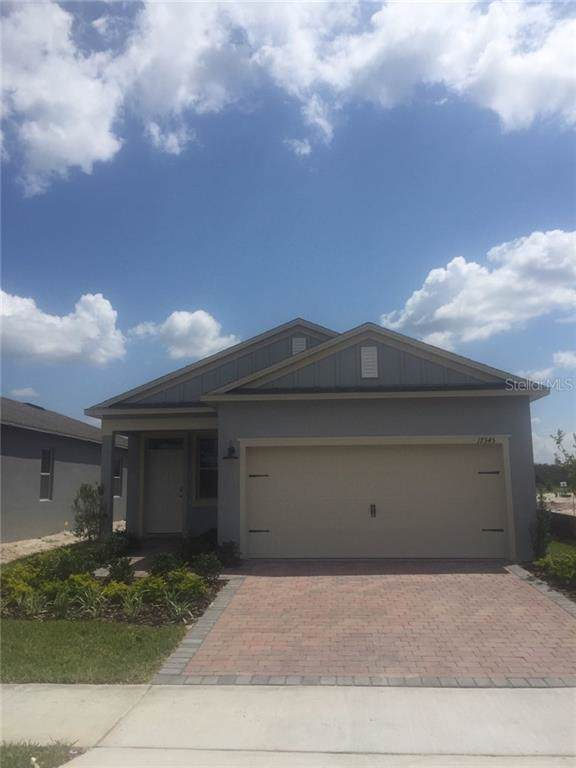 17345 Blazing Star Circle, Clermont, FL 34711 (MLS #O5812987) :: Burwell Real Estate
