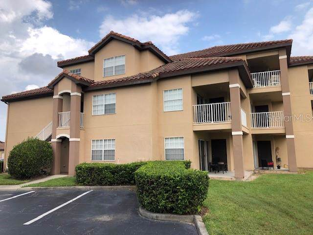 14025 Fairway Island Drive #318, Orlando, FL 32837 (MLS #O5813246) :: The Duncan Duo Team