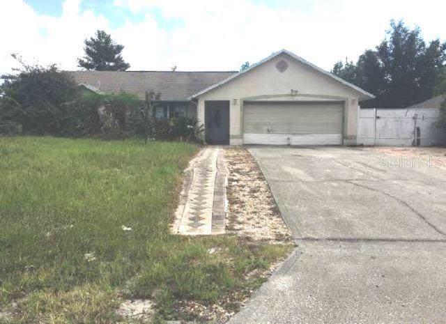 1752 Cofield Drive, Deltona, FL 32738 (MLS #O5813615) :: Premium Properties Real Estate Services
