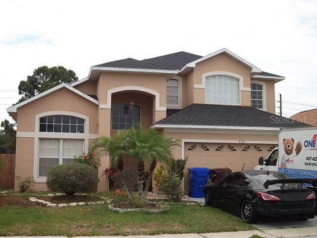 526 Eagle Pointe N, Kissimmee, FL 34746 (MLS #O5813791) :: Lock & Key Realty