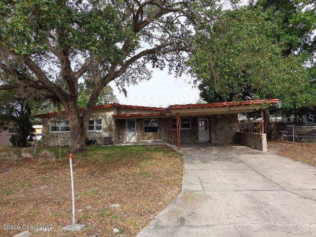 409 Thomas Avenue, Cocoa, FL 32922 (MLS #O5814813) :: Bob Paulson with Vylla Home