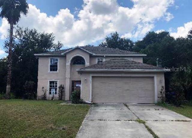 2787 Wells Avenue, North Port, FL 34286 (MLS #O5815006) :: Florida Real Estate Sellers at Keller Williams Realty
