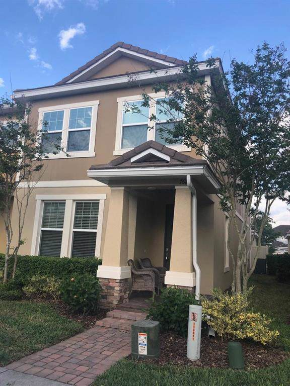 7673 Ripplepointe Way, Windermere, FL 34786 (MLS #O5815694) :: Florida Real Estate Sellers at Keller Williams Realty