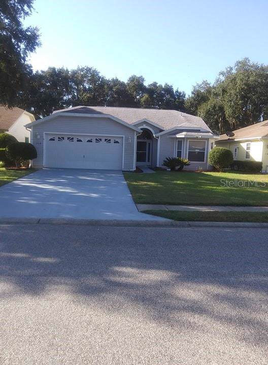 115 N Golf Harbor Path, Inverness, FL 34450 (MLS #O5815966) :: Godwin Realty Group